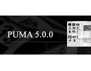 PUMA Management Software version 5.0.0 released